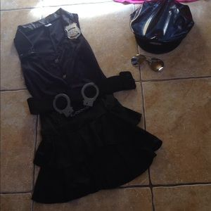 Police Halloween costume size S